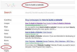 website backlinks - how to create them
