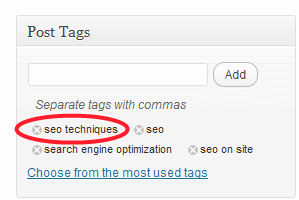 make seo tags