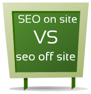 seo on site vs seo off site